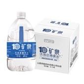 崂山10度矿泉4L*4桶/箱 泡茶商务用水